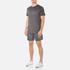 BOSS Hugo Boss Men's Starfish Swim Shorts - Dark Grey: Image 4