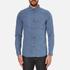 A.P.C. Men's Clift Denim Shirt - Indigo Delave: Image 1