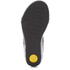 FitFlop Women's Banda Crystal Imi-Snake Slide Sandals - Mink: Image 5