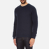 J.Lindeberg Men's Chad Pattern Sweatshirt - Blue: Image 2