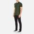 J.Lindeberg Men's Rubi Slim Polo Shirt - Green: Image 4