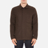 A Kind of Guise Men's Yak Wool Teheran Jacket - Chocolate: Image 1