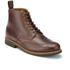 Grenson Men's Sharp Pull Up Leather Lace Up Boots - Chestnut: Image 2