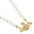 Vivienne Westwood Jewellery Women's Mini Bas Relief Choker - Light Colorado Topaz: Image 3