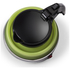 Gourmet Gadgetry Collapsible Travel Kettle - Green/Black - 0.8L: Image 5