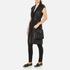 meli melo Women's Floriana Mini Woven Cross Body Bag - Black: Image 2