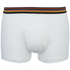 Paul Smith Accessories Men's Pima Cotton Boxer Trunks - White: Image 1