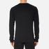 BOSS Orange Men's Wheel Crew Neck Sweatshirt - Black: Image 3