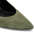 Kendall + Kylie Women's Abi Suede Court Shoes - Olive: Image 5