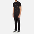 Versus Versace Men's Embellished Crew Neck T-Shirt - Black: Image 4