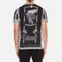 Versus Versace Men's Printed Crew Neck T-Shirt - White: Image 3