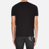 Versus Versace Men's Large Lion Logo T-Shirt - Black Stampa: Image 3