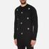 Versus Versace Men's Embellished Crew Sweatshirt - Black: Image 4