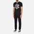 Versus Versace Men's Waist Detail Jogging Pants - Black: Image 4