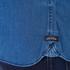 Scotch & Soda Men's Western Denim Shirt - Worker Blue: Image 6