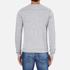 Scotch & Soda Men's Clean Worked Out Sweatshirt - Grey: Image 3