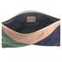 Clare V. Women's Supreme Patchwork X Flat Clutch Bag - Multi/Patchwork Six: Image 5