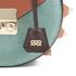 SALAR Women's Mimi Mini Bag - Tan/Multi: Image 4