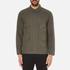 Garbstore Men's Flight Shirt - Green: Image 1