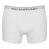 Polo Ralph Lauren Men's 3 Pack Boxer Shorts - White/Red/Blue: Image 4