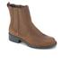 Clarks Women's Orinoco Club Chelsea Boots - Brown Snuff: Image 2