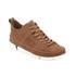 Clarks Originals Men's Trigenic Flex Shoes - Dark Tan Suede: Image 2