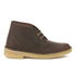 Clarks Originals Women's Desert Boots - Beeswax Leather: Image 1