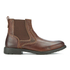 Clarks Men's Faulkner On Leather Chelsea Boots - Tan: Image 1