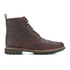 Clarks Men's Montacute Lord Brogue Lace Up Boots - Chestnut: Image 1