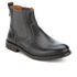Clarks Men's Faulkner On Leather Chelsea Boots - Black: Image 2