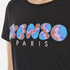 KENZO Women's KENZO Logo T-Shirt - Black: Image 5
