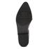 Melissa Women's X Flat Ankle Boots - Black Flock: Image 5