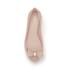 Melissa Women's Space Love 16 Ballet Flats - Blush Matt: Image 3