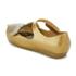 Mini Melissa Vivienne Westwood Toddlers' Ultragirl 16 Ballet Flats - Gold Glitter: Image 4
