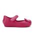 Mini Melissa Toddlers' Ultragirl Kitty 16 Ballet Flats - Bright Pink: Image 1