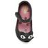 Mini Melissa Toddlers' Ultragirl Kitty 16 Ballet Flats - Black: Image 3
