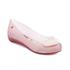 Melissa Women's Alice Ultragirl Ballet Flats - Blush Heart: Image 2