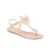 Melissa Women's Solar Bow Sandals - Blush: Image 2