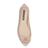 Alexandre Herchcovitch for Melissa Women's Space Love Flower Ballet Flats - Champagne: Image 3
