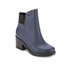 Melissa Women's Elastic Heeled Ankle Boots - Blue: Image 2