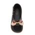 Mini Melissa Toddlers' Sugar Rain Bow Boots - Black Contrast: Image 3