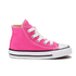 Converse Toddler Chuck Taylor All Star Hi-Top Trainers - Mod Pink: Image 1