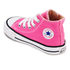 Converse Toddler Chuck Taylor All Star Hi-Top Trainers - Mod Pink: Image 4