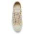 Converse Chuck Taylor All Star Denim Woven Ox Trainers - Parchment/Angora/Parchment: Image 3