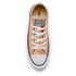 Converse Women's Chuck Taylor All Star Ox Trainers - Metallic Sunset Glow/White/Black: Image 3
