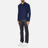Oliver Spencer Men's Faro Jersey Shirt - Kobe Indigo: Image 4