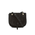 Elizabeth and James Women's Zoe Saddle Bag - Black: Image 1