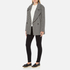 Maison Scotch Women's Boxy Fit Short Wool Jacket - Multi: Image 4