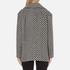 Maison Scotch Women's Boxy Fit Short Wool Jacket - Multi: Image 3