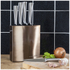 Morphy Richards 974817 5 Piece Knife Block - Copper: Image 2